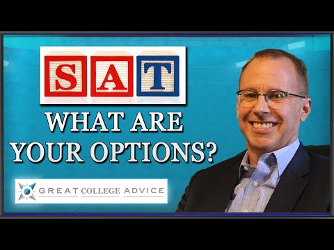 Educational Consultant on the New SAT: What Are Your Options?