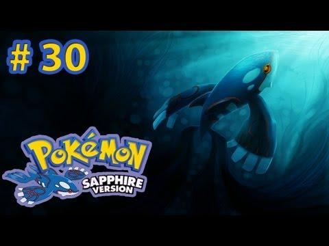 Let's Play Pokemon Sapphire - Part 30 - Sootopolis City Gym