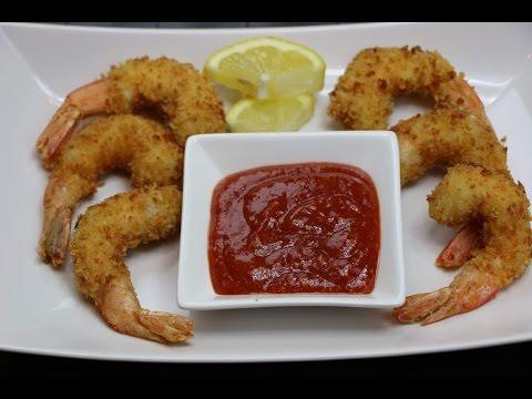 Crispy Shrimp Recipe - How to Make the Best Crispy Fried Shrimp