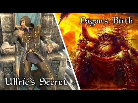 SKYRIM - 5 Secrets You May Not Know (Elder Scrolls Lore & Facts)