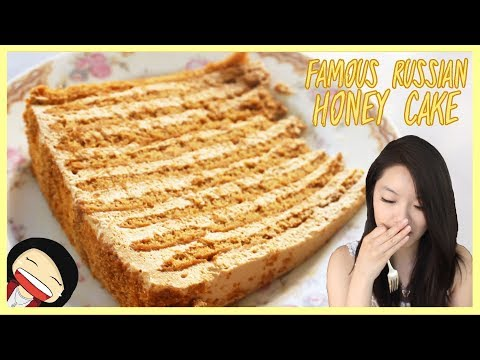 【20th Century Cafe】Famous Russian Honey Cake in SF | Dessert Vlog