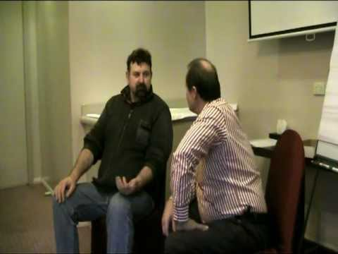Hypnosis Training - Giving a Self Hypnosis Trigger & Mesmerism