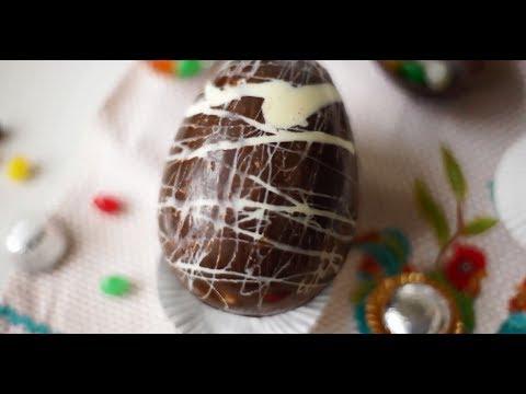 How to make chocolate eggs - Allrecipes.co.uk