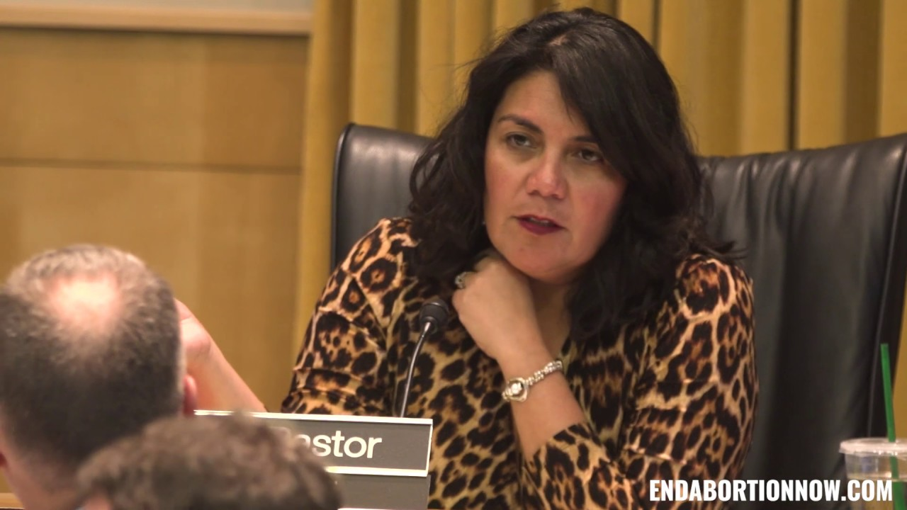 Intense Moment Councilwoman Confronted