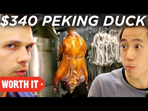 $2 Peking Duck Vs. $340 Peking Duck