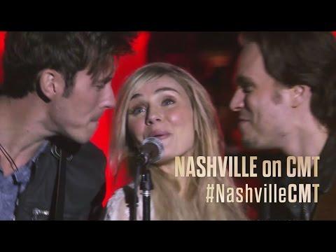 NASHVILLE on CMT   Nashville in a Nutshell Part 2 feat. Connie Britton and Hayden Panettiere