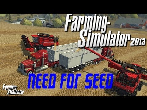 Farm Simulator 2013 || Need for Seed