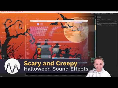 Scary and Creepy Halloween Sound Effects
