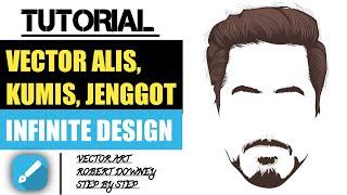 Tutorial Vector Full Shading Di Infinite Design Part 1