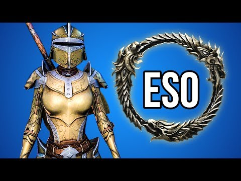 WE CAN PLAY TOGETHER!! - The Elder Scrolls Online - Part 1