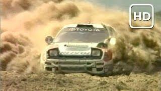 """Carlos Sainz y el Rally Safari: """"El Safari era... peligrosillo"""""""