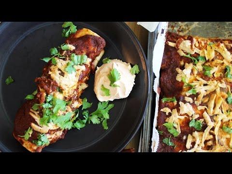 Vegan Enchiladas Recipe | Mary's Test Kitchen
