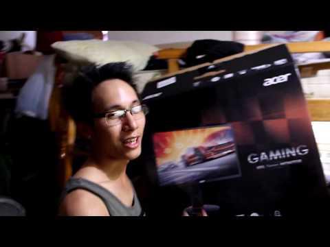 Acer Gaming Monitor 24