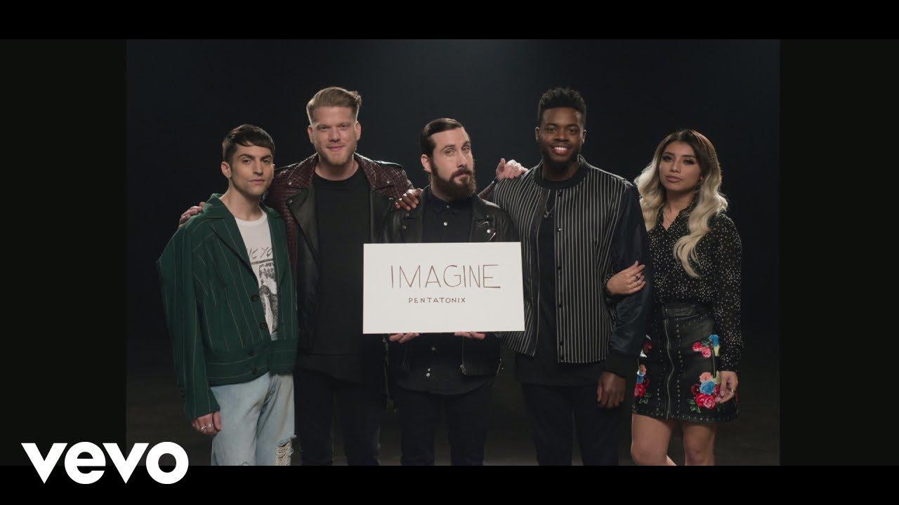 [OFFICIAL VIDEO] Imagine - Pentatonix
