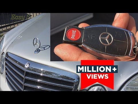 How To Fix Mercedes Key FOB Not Working | Smart KeyFob Not Working