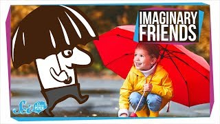 The Real Reason Kids Have Imaginary Friends