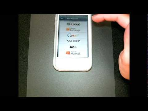 Setup Student Email on an iOS Device [Providence College IT Help Videos]