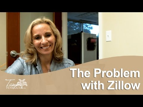 Tampa Real Estate: The problem with Zillow