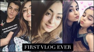 First ever vlog with Ashish Chanchlani || Wedding, Flight delays & A LOT OF LAUGHING...