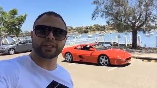 Ferrari Gts W Capristo Exhaust Start Up Revs Hd Blue