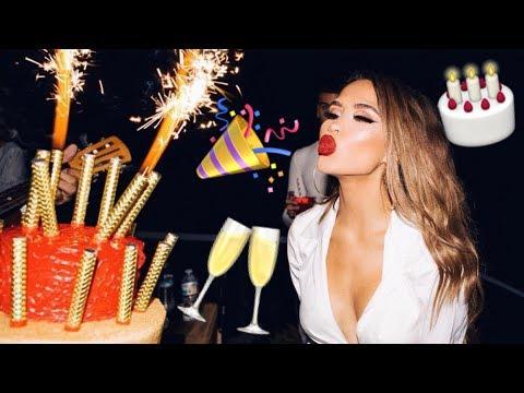 1000 JELLO SHOTS?! | COLOUR POP LAUNCH PARTY | NYX FACE AWARDS | GLITTER RUN | iluvsarahii