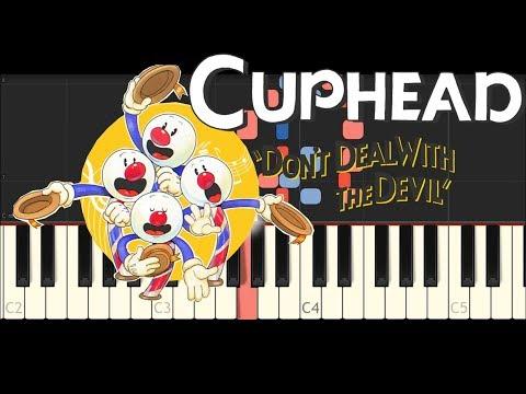 Cuphead - Don't Deal With The Devil (BarberShop Quartet Tutorial)