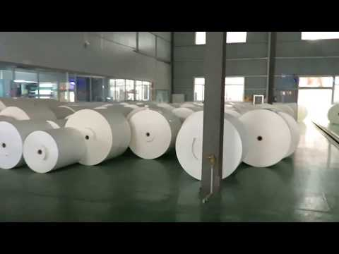 PE coated paper- PE coating production lines
