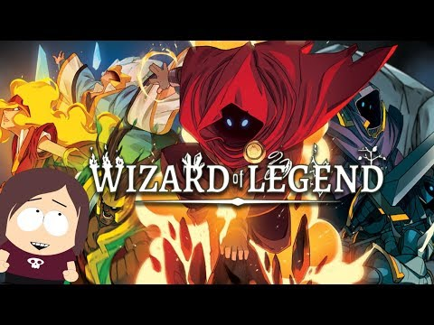Wizard of Legend || Fast Paced Magical Action Combat