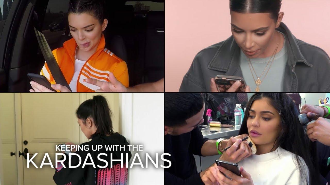 KUWTK   Kardashian-Jenners Learn of Tristan's Cheating Scandal   E!