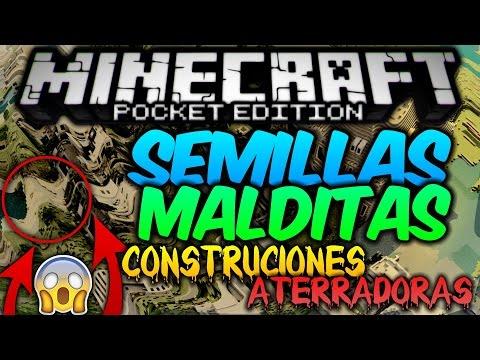 Las Semilla De Notch Para Minecraft PE 1.0.2 | La Semilla maldita