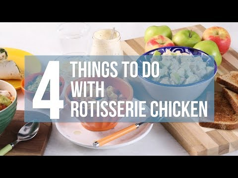 4 Things to Do With a Rotisserie Chicken | Parents