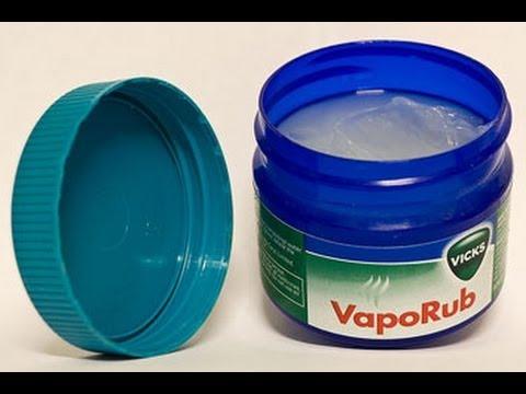 Surprising Uses for Vicks Vapor Rub