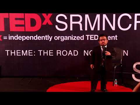 Lack of Determination and Will Power- The True Disability  | Himanshu Bakshi | TEDxSRMNCR