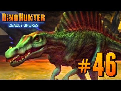 Spinosaurus! - Dino Hunter: Deadly Shores EP: 46 HD
