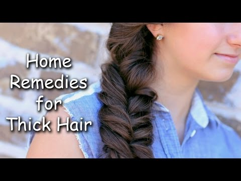 How To Get Thick Hair With Natural Remedies By Sonia Goyal @ ekunji.com