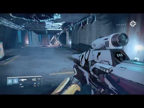 Destiny Mission - The Promethean Code