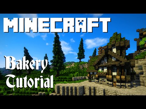 Minecraft Tutorial: Bakery (Graywatch)