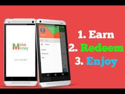How To make money in Android Smartphone