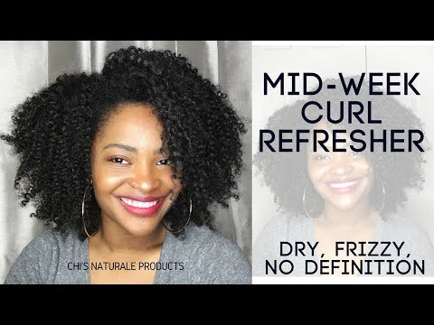 Curl Me Up Refresher