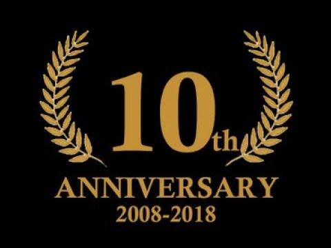 gotbletu 10th Year Anniversary 2008-2018