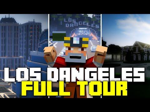 Los Dangeles - Complete City Tour!