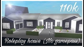 Roblox Welcome To Bloxburg Modern Mansion Tour