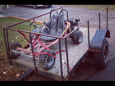 The off-road gokart project