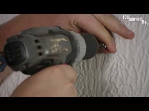 How to Remove a Toggle Bolt Out of Your Wall