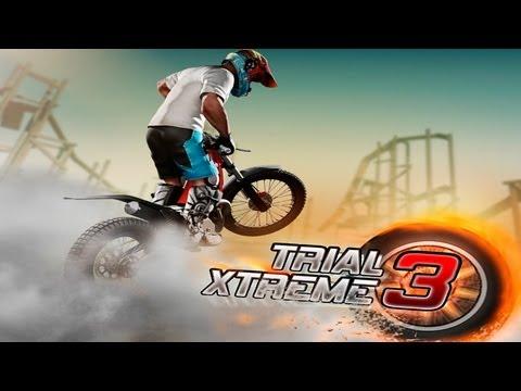 أحدث أصدار من تحفة الدراجات البخارية (كاملة ) ومهكرة جاهزة 3 trial xtreme