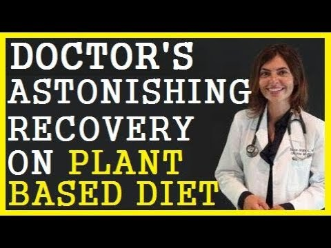 Medical Doctor's Astonishing Recovery From Multiple Sclerosis On Plant Based Diet!