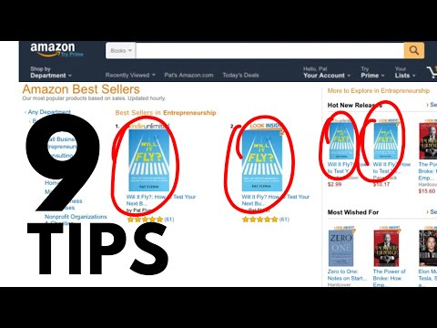 9 UNCOMMON Book Marketing & Promotion Tips (That I've Used to Become a Bestseller)