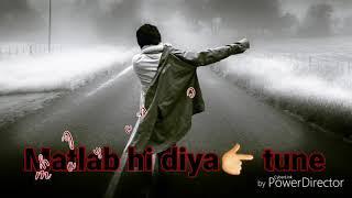 Dhokha kiya tune....miss you....