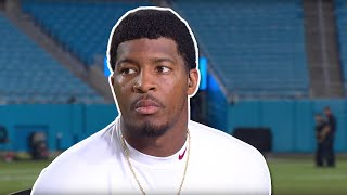 Jameis Winston on Breaking His Losing Streak,