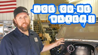 Square Body Crew Cab Get's Vintage Air Installed (Air Conditioning)